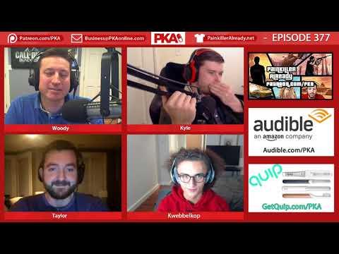 PKA 377 w/ Kewbbelkop - Taylor's Bible Story, Fortnite vs PUBG, YouTubers Blowing Money