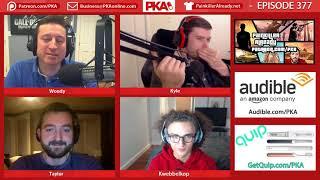 PKA 377 w/ Kwebbelkop - Taylor's Bible Story, Fortnite vs PUBG, YouTubers Blowing Money