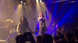 Dragonforce - The Edge of the World (HD) Live at Vulkan Arena,Oslo,Norway 07.11.2017