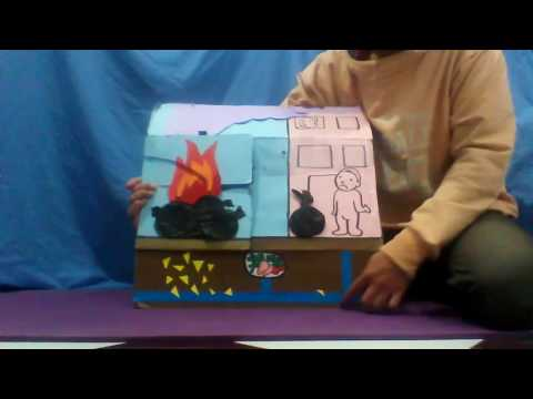 environmental education ☆ shuwawa's picture-story show ②【Arabic language】 تعليم البيئة  ٢