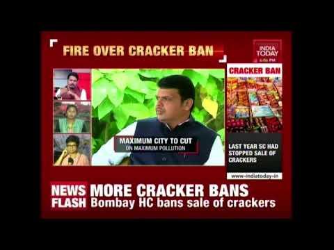 Green Diwali Divide: Nation Divided Over Firecracker Ban