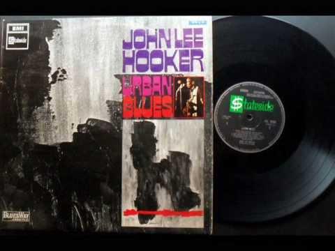 URBAN BLUES (Full Album) - JOHN LEE HOOKER - 1968.