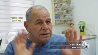 יחיאל טובול - השתלת שיניים ביום אחד - Yechiel Tobol - Same Day Implants