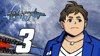 NEO: The World Ends with You - Gameplay Walkthrough Part 3 (Nintendo Switch)