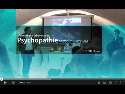 Videocollege Psychopathie (20 min.)