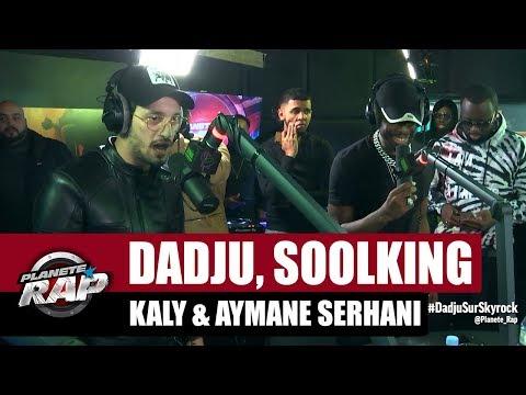 """Dadju """"Wouli Liya"""" Ft Soolking, Kaly & Aymane Serhani #PlanèteRap"""