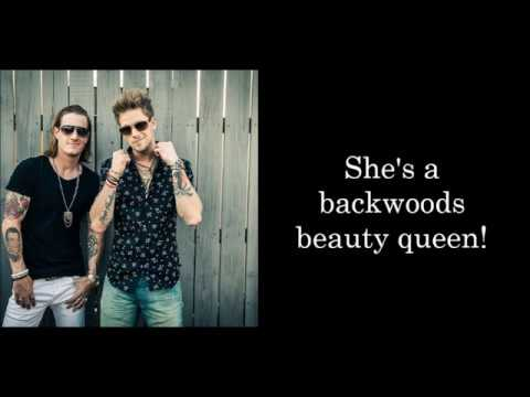 Florida Georgia Line - Backwoods Beauty Queen (lyrics)