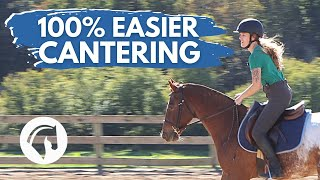 How To Ride Tнe Canter (EASY STEP-BY-STEP GUIDE)