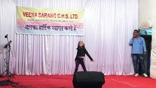 The Dance Of Envy | Instrumental | Dil Toh Pagal Hai | Prisha Vora