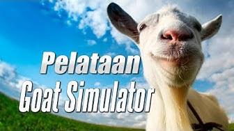 Goat Simulator #1 - GOTY ilman muuta!