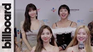TWICE Discuss Covering Jackson 5, Possible US Tour Plans & More | Billboard