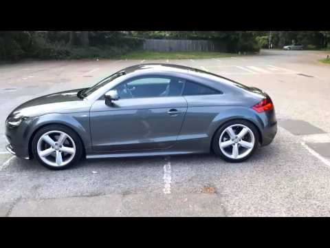 2011 Audi TT 2.0 TFSI Review