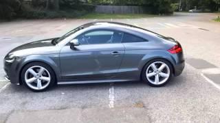 Audi TT Coupe 2011 Videos