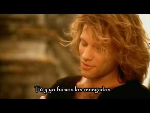 Bon Jovi - This Ain´t a Love Song Subtitulos