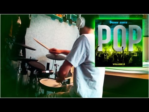 Mayday Parade - Somebody That I Used To Know (Punk Goes Pop 5) (EDRUM COVER)