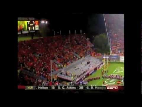 Virginia Tech Football: Enter Sandman