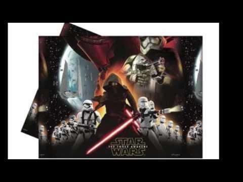 Star Wars Tema Konseptli Doğum Günü...