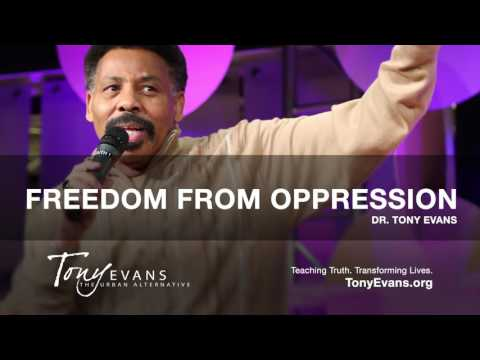 Freedom From Oppression | Sermon by Tony Evans