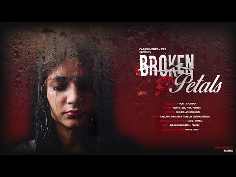 Rape : Short film | Broken Petals : Life Of A Girl After Rape! | Rape statistics in India