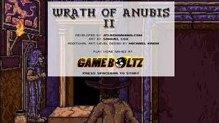 Wrath Of Anubis 2 Walkthrough