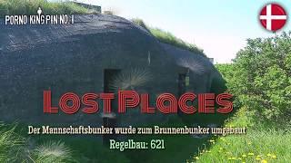★ Lost Places (Notmaßnahme - Der Mannschaftsbunker wurde zum Brunnenbunker umgebaut│Regelbau: 621)