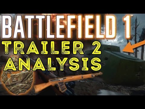 What Did You Miss? Battlefield 1 Gameplay Trailer Analysis (EA Play, E3)