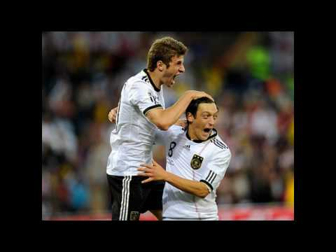 Good bye, Germany ! (World Cup 2010)