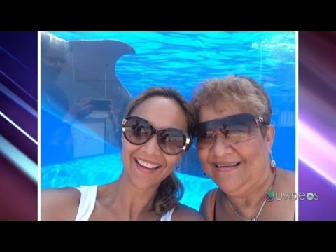 Verónica Bastos's mother reveals some secrets about Veronica