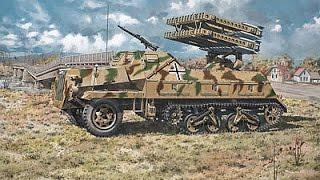 Sd.Kfz. 4/1 Panzerwerfer 42