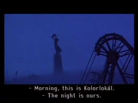KOLORLOKÁL/Local Color 1998 dir Janos DOMOKOS