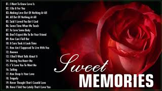 Non Stop Old Song Sweet Memories 🔥  Oldies Medley Non Stop Love Songs 🔥