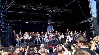 Bonafide - Fill Your Head With Rock - Sweden Rock Festival 2012