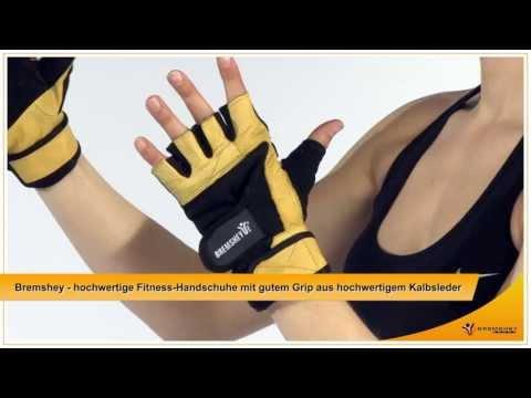Bremshey Fitness-Handschuhe High Impact - 08BRSFU255 - 08BRSFU259