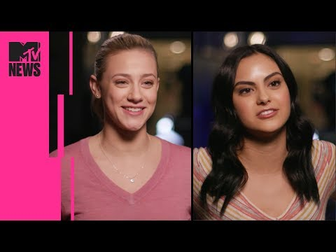 Riverdale Cast Reveal Their Go-To Audition Songs 🎵   MTV News