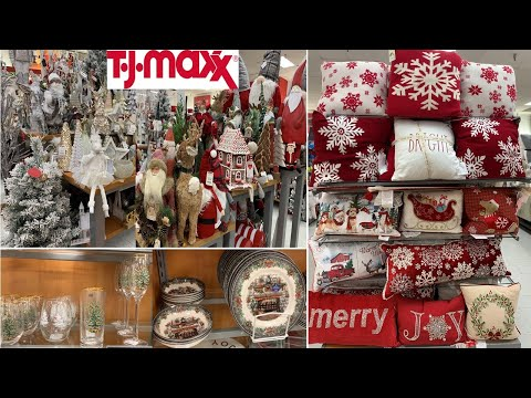 tj-maxx-holiday-home-decor-~-shop-with-me-2019