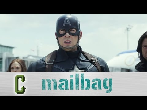 Collider Mail Bag - Should Captain America Be A Hydra Agent In The MCU?
