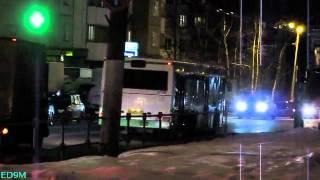 Moscow Buses 23.03.2012(Автобусы Москвы ясным вечером 23 марта 2012! Видео снято в САО. Camera used: Canon PowerShot SX130 IS., 2012-03-23T22:06:44.000Z)