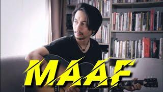 Maaf - Jamrud || Cover by Fiersa Besari