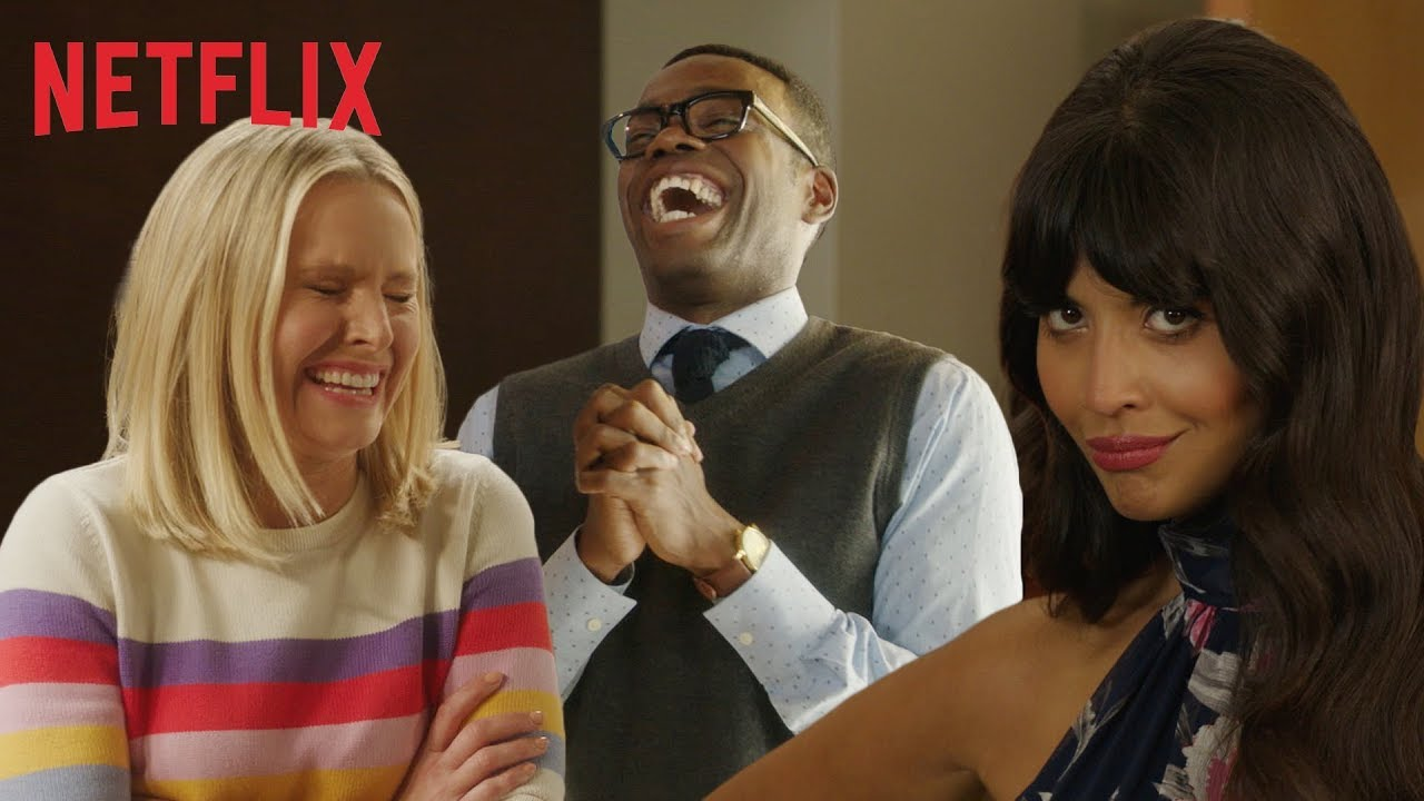 Hilarious The Good Place Season 3 Bloopers