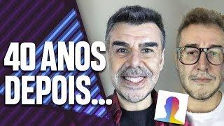 FICAMOS VELHOS COM O FACEAPP! EP. 077