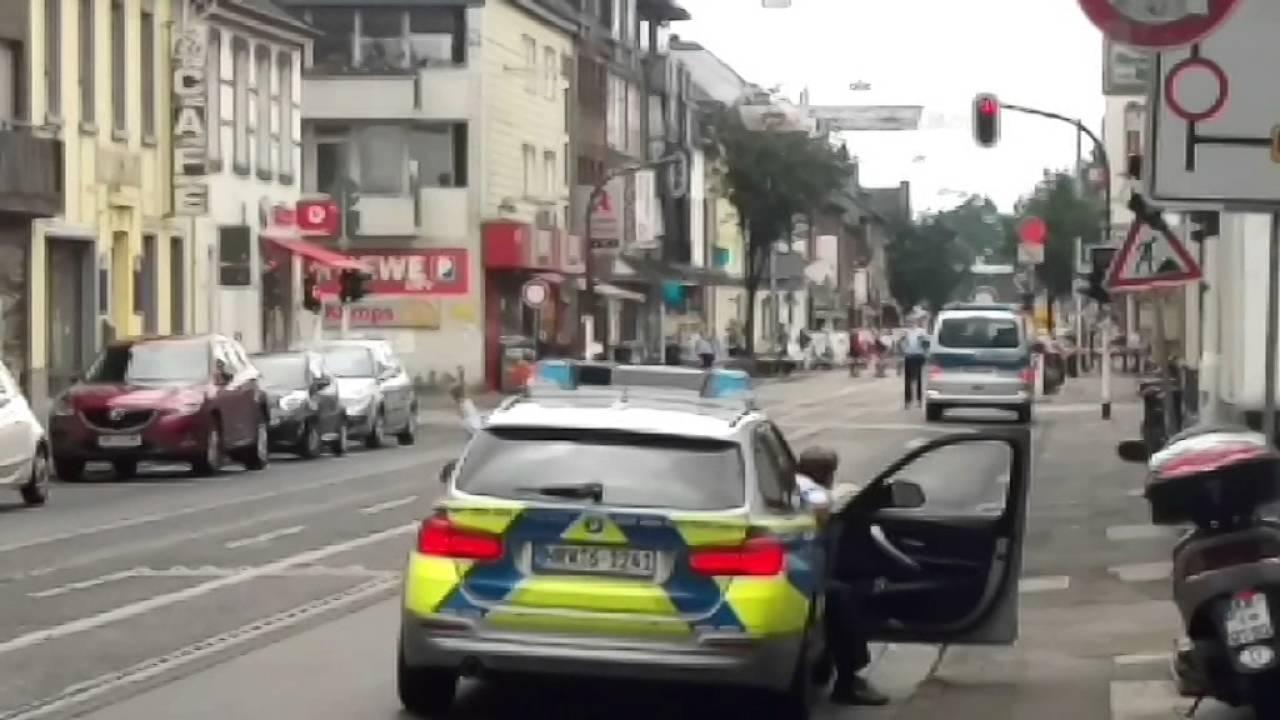 Bombendrohung Krefeld