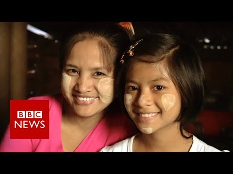 Thanaka: Myanmar's ancient beauty secret - BBC News
