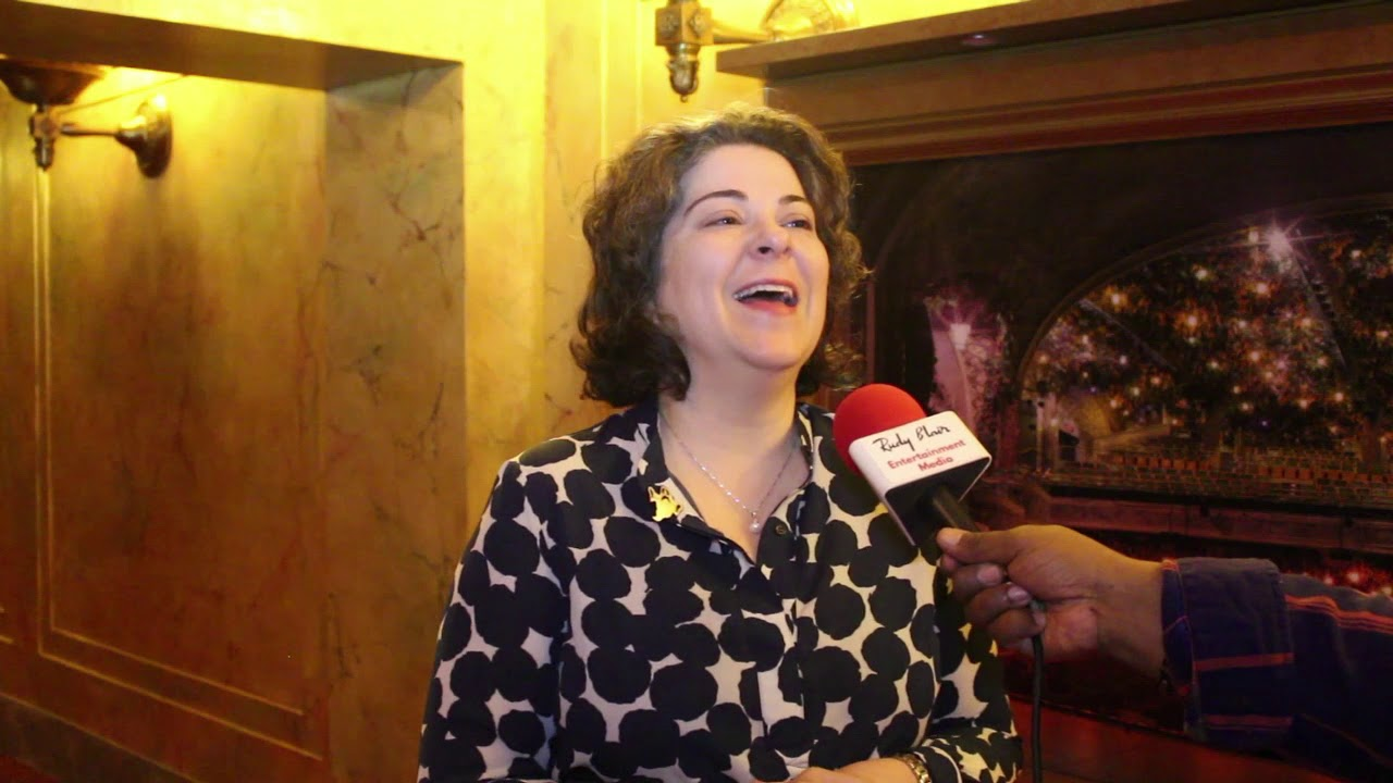 chat w ellen flowers on the elgin and winter garden theatre centre