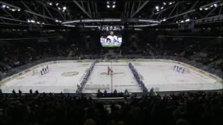 Suena himno sovietico en lugar del ruso en partido de hockey (LIKE POR QUE LA URSS NUNCA MUERE)