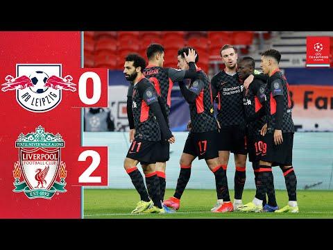 Highlights: RB Leipzig 0-2 Liverpool | Salah & Mane strike in Budapest