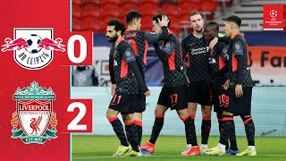 Highlights: RB Leipzig 0-2 Liverpool | Salah & Mane strike in Budapest