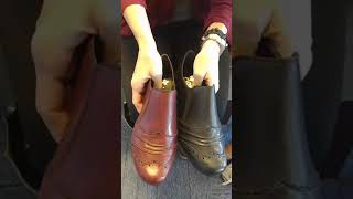 Rieker boots and shoes
