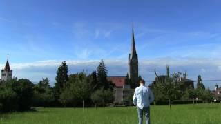 CH - Rorschach (SG) Sonntagseinläuten (Alle 3 Kirchen Zusammen) Stadtgeläute
