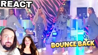 Baixar REAGINDO: LITTLE MIX - BOUNCE BACK (LIVE) REACTING