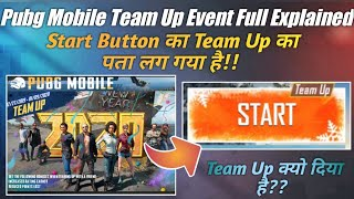 Pubg Mobile New Team Up Event Full Explained | How to Use team up in Pubg | Pubg Mobile Release Date